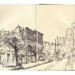 Boulevard Rouget de l'Isle, Montreuil