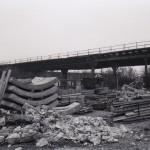 Demolition motorway