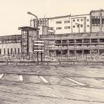 urbanisme, dessins, Nancy, Mehdi Zannad