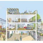 perspective, architecture, couleur, mehdi zannad, urbanisme